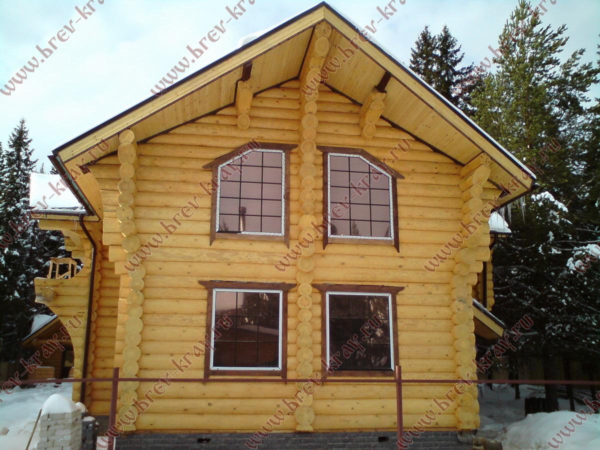 Рубленные дома